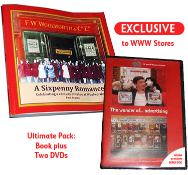 'The wonder of... advertising DVD